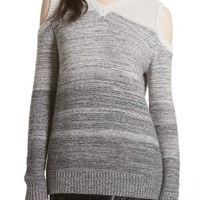 Rebecca Minkoff Page Cold Shoulder Sweater | Nordstrom