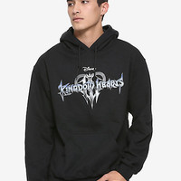 Disney Kingdom Hearts III Logo Teaser Hoodie Hot Topic Exclusive