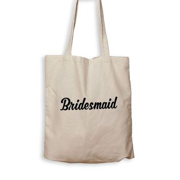 ac NOVO Bridesmaid - Tote Bag