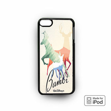 Bamby Walt Disney for iPod 6 cases