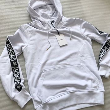 Brand New Givenchy Men's Hoodie Size L NWT