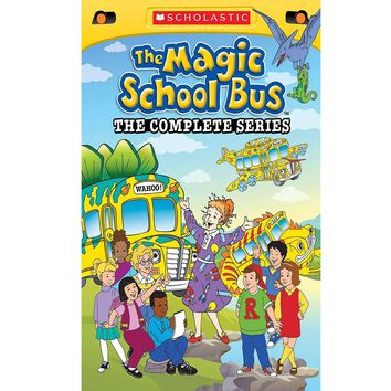 The Magic School Bus DVD Complete Series Box Set