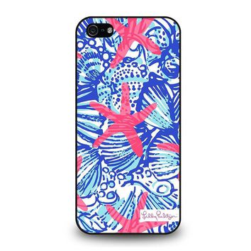 LILLY PULITZER PRETTY ESCAPE iPhone 5 / 5S / SE Case Cover