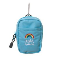 MadeMe x X-girl Rainbow bag - Light Blue
