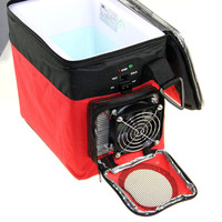 12V 6L Cooling And Heating Mini Fridge cooler
