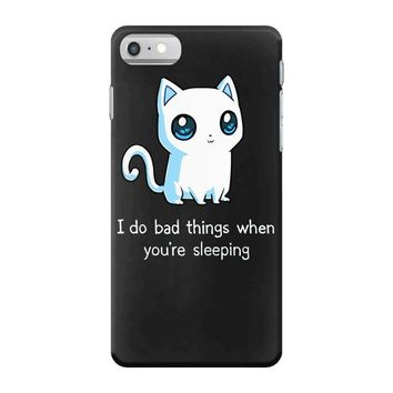 bad kitty iPhone 7 Case