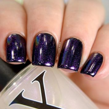 Amatista - Purple Shimmer Topper
