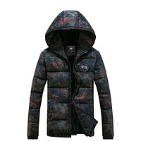 Boys & Men Canada Goose Fashion Casual Cardigan Jacket Coat