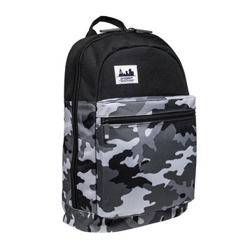 Projekt Klark Backpack Urban Camo/Black