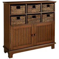 Holtom Cabinet - Chestnut Brown