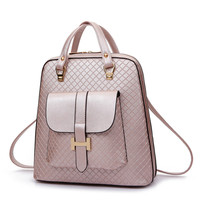 College Hot Deal Back To School Casual On Sale Comfort Bags Stylish Korean Backpack [8384137095]