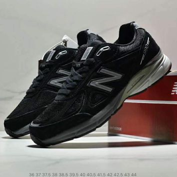 NB New Balance 2019 new trend retro sports shoes old shoes black