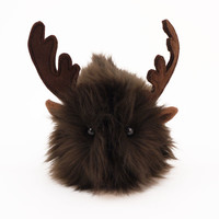 Randy the Reindeer Stuffed Animal Plush Toy