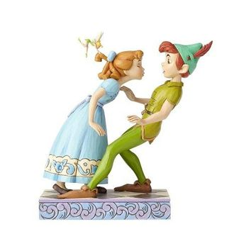 Enesco 65th Anniversary Peter Pan, Wendy & Tinker Bell