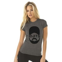 IDJITS Bobby Singer - Supernatural Inspired - Women's Poly/Cotton T-Shirt
