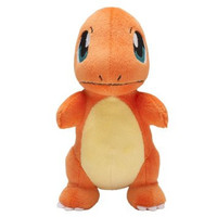 "New 4.7"" Charmander Pokemon Soft Plush"