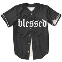 Blessed Baseball Jersey