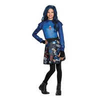 Disney's Descendants Evie Costume - Kids (Blue)