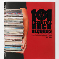 Urban Outfitters - 101 Essential Rock Records By Jeff Gold