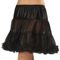 California Costumes Women's Ruffled Pettiskirt