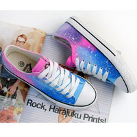 Fashion star canvas shoes from IndieSpirit
