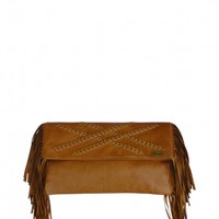FREE LOVE CLUTCH - Tan - Kivari