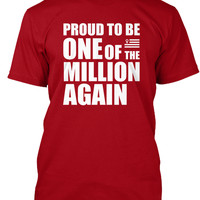 Women Power To The Polls Red T-Shirts