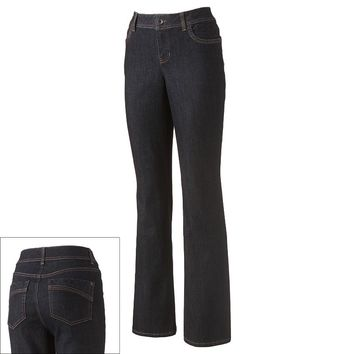 SONOMA life + style Modern Fit Demi Bootcut Jeans