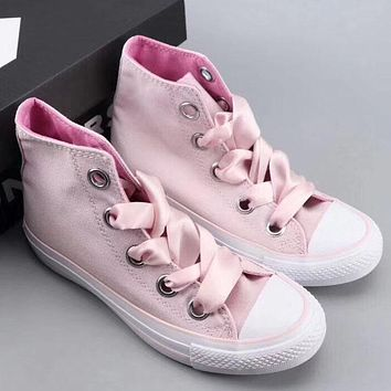 Trendsetter Converse Women Fashion Casual  High-Top Old Skool Shoes