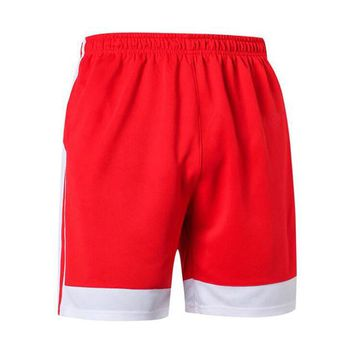 Outdoor sports basketball shorts men leisure fitness basketball quick drying training men shorts loose breathable Pantaloncini