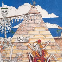 Grateful Dead Egypt Long Strange Trip 1991 Poster 23x32