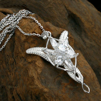 Wizard Princess Evening Star Jewelry Necklace Star Cang Twilight Male Ms. Necklace Protection Jewelry