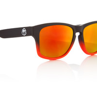Cruiser Sunglasses: Fader - Nova Red
