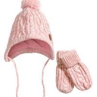 H&M - Hat and Mittens