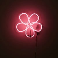 Daisy Neon Sign | Urban Outfitters