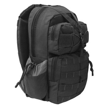 Tactical Sling Day Pack MOLLE Hydration Hiking BackPack
