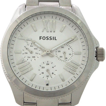 Fossil - AM4509P Cecile Multifunction Stainless Steel Watch