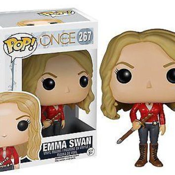 Funko Pop TV: Once Upon a Time - Emma Swan Vinyl Figure