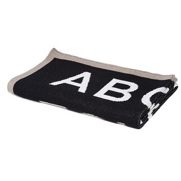 Eco-Friendly Made in USA Blanket ABC Kids Blanket