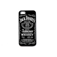 Jack Daniels iPhone Case 5/5S 5C 4S/4