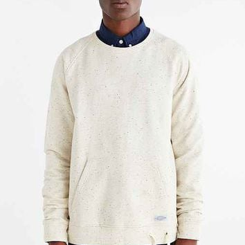 CPO Nep Long-Sleeve Crew Neck Sweatshirt-