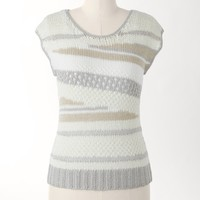 Stripe mix sweater | Coldwater Creek