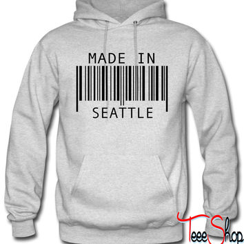 Made in Seattle hoodie