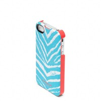Coach :: Zebra Print Iphone 4 Case