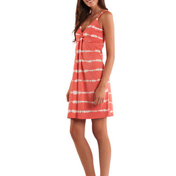 Munki Munki Tie Dye Stripe Nightgown