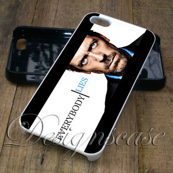 Doctor House - iPhone 4/4S, iPhone 5/5S/5C/6, Samsung Galaxy S3/S4/S5 Cases