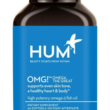 Hum Nutrition OMG! Omega The Great Softgel Capsules | Nordstrom