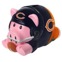 NFL Chicago Bears Action Piggy Bank