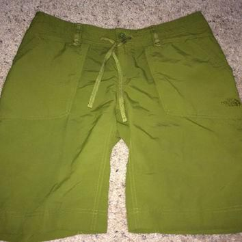 Sale!! Vintage Womens The North Face casual running gym tennis golf Shorts outdoor spo