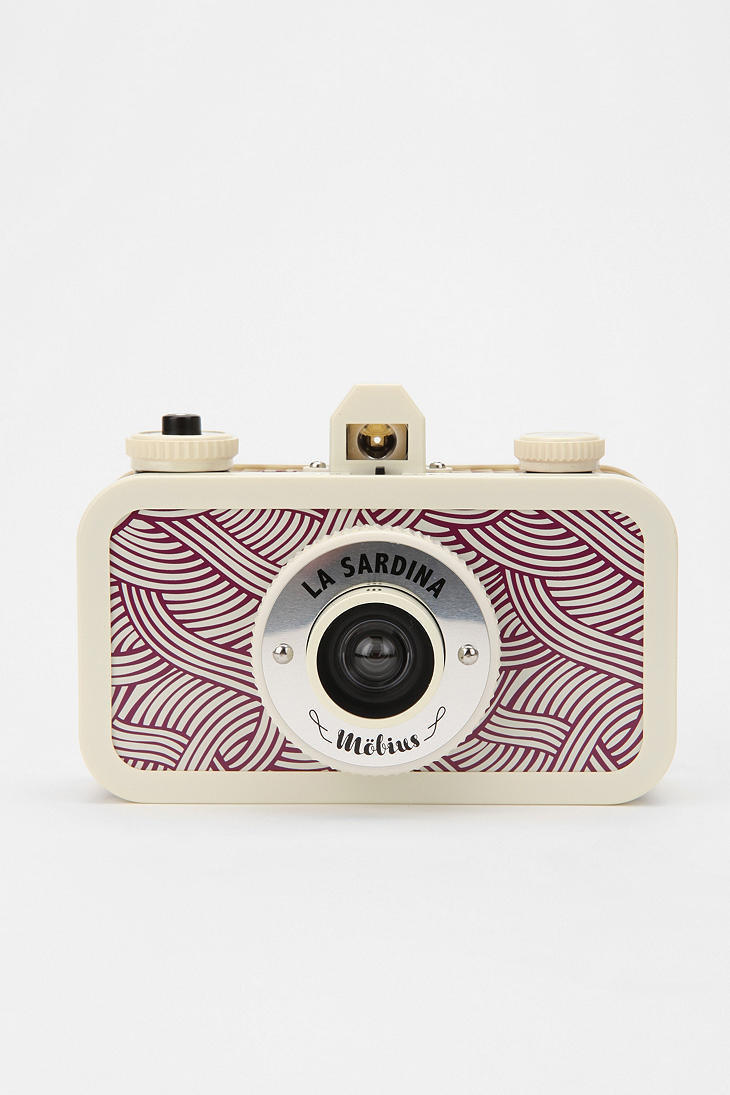 Lomography La Sardina DXL Analogue Camera from Urban Outfitters